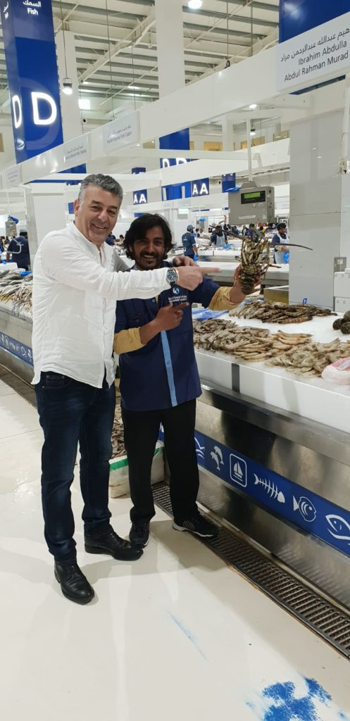 piața de pește dubai