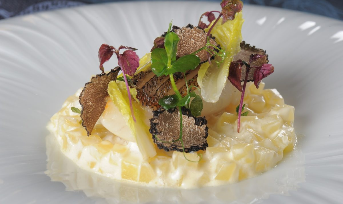 risotto de cartofi